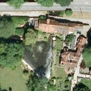 George Michael's house (Google Maps)