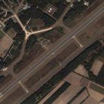Airport Kleine Brogel (Google Maps)