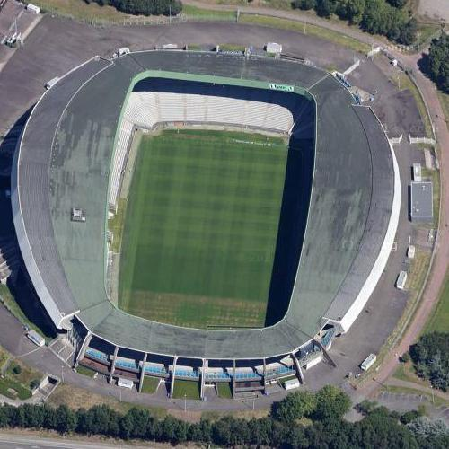 Stade de la Beaujoire (Google Maps)