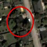 Natascha Kampusch held captive in this house for the past 8 years (Google Maps)