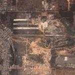 Former Sanford Army Airfield on Long Binh base (Google Maps)