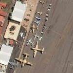 lot of airplanes at Swartkop Air Force Base (FASK)
