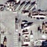 Deep Submergence Rescue Vehicle (DSRV) and F-4 Phantom at Chino (Google Maps)