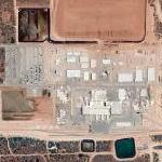 Waste Isolation Pilot Plant (Google Maps)