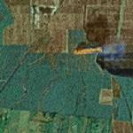 Burning Field in Guatemala (Google Maps)