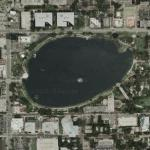 Lake Eola (Google Maps)