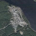 Chalk River Nuclear facility (Google Maps)