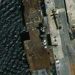 Aircraft Carrier USS Oriskany (CV-34) (Google Maps)