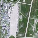Whiteman AFB (B-2 Stealth Bomber Base) (Google Maps)
