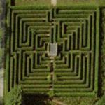 East Cowes maze