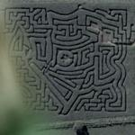 Burton upon Trent maze (Google Maps)