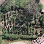 Frankfurt zoo maze