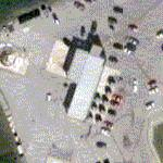 Unusual secure Air Force facility (Google Maps)