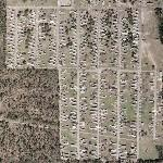 Louisiana Trailer Park (Google Maps)