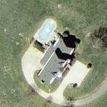Ricky Skaggs' House (Google Maps)