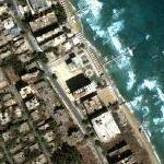Abandoned city of Varosha / Famagusta (Google Maps)