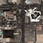 Las Vegas Casinos (Google Maps)