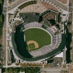 Turner Field (Centennial Olympic Stadium) (Google Maps)