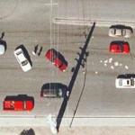 Car accident (Google Maps)