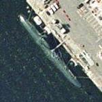 Yushio or Harushio class submarine
