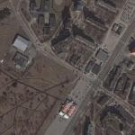Former Gdansk Wrzeszcz airfield