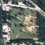 Huntsville Prison Cemetery