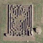 Apple-Crate Maze (Google Maps)