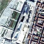 Former FIAT Lingotto plant in Torino (Google Maps)