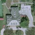 Louisiana Governor's Mansion (Google Maps)
