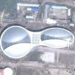 Cool domes (Google Maps)