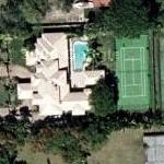 Jon Secada's House (Google Maps)