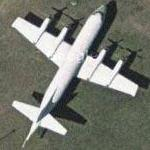 P-3 Orion on static display (Google Maps)