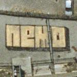 'WAXt NEMO' grafitti (Google Maps)