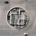 Chemical roundabout (Google Maps)