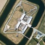 Breendonk concentration camp (Google Maps)
