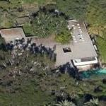 James Garner's House (deceased) (Google Maps)