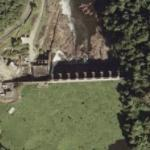Carraizo Dam (Google Maps)