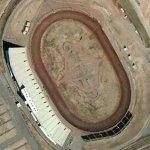Dirt Track at Lowe's Motor Speedway (Google Maps)