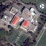 Raj Bhavan (Google Maps)