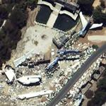 Airline Disaster (Google Maps)