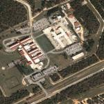 US Army Delta Force Compound (Google Maps)
