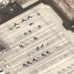 Airplanes at NAS Fallon