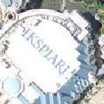 Ikspiari Logo - Hotel (Google Maps)