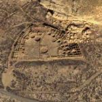 Chaco Canyon (Google Maps)