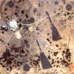 Odd Markings Near Djibouti (Google Maps)