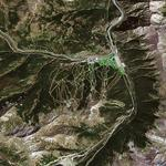 Copper Mountain Ski Resort (Google Maps)