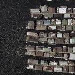 House Boats on Lake Union (Google Maps)