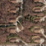 Chemical Weapons Bunkers (Google Maps)