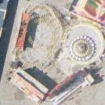 Coney Beach Funfair (Google Maps)