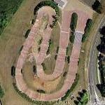 'Terrain de bicross' BMX track